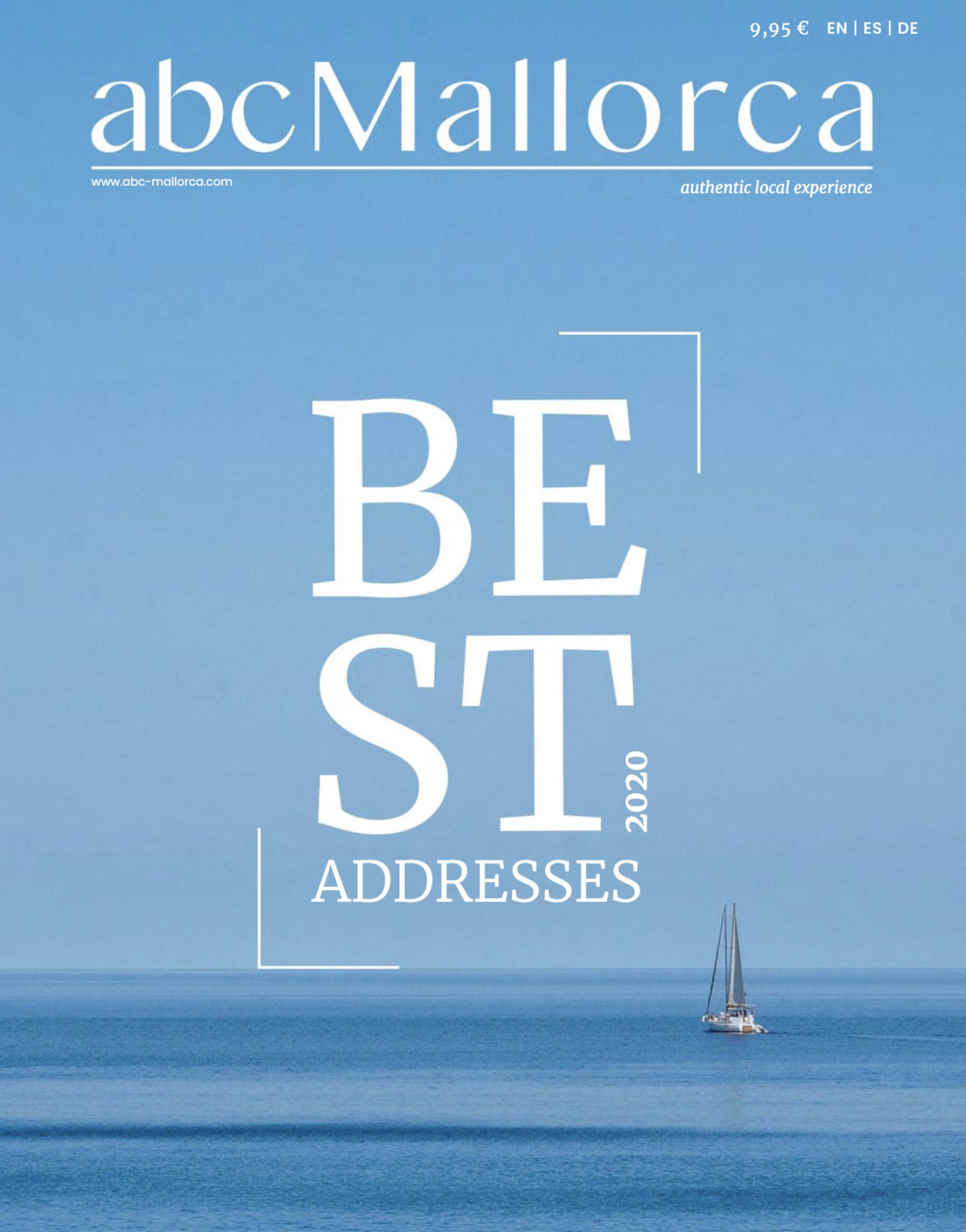 ABC Mallorca The Best Addresses of 2020 Cover