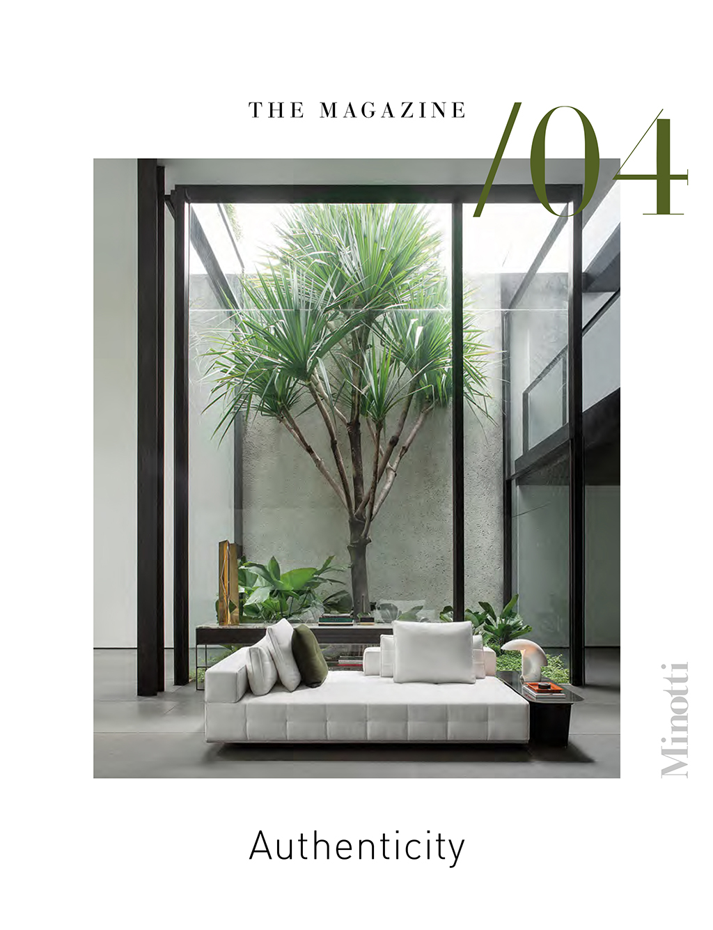 Minotti | The magazine 04