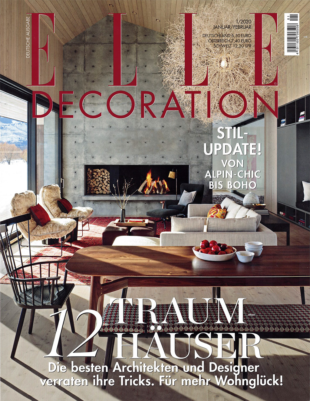 ELLE Decoration | Enero 2020
